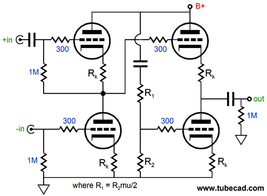 circuit theory in loudspeakers and amplifiers