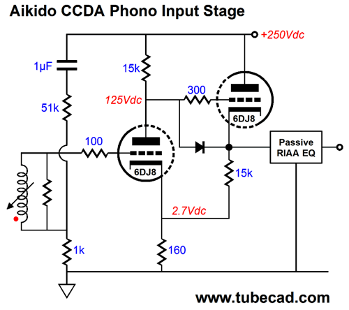 the schematic used is shown in the next image its as simple as it