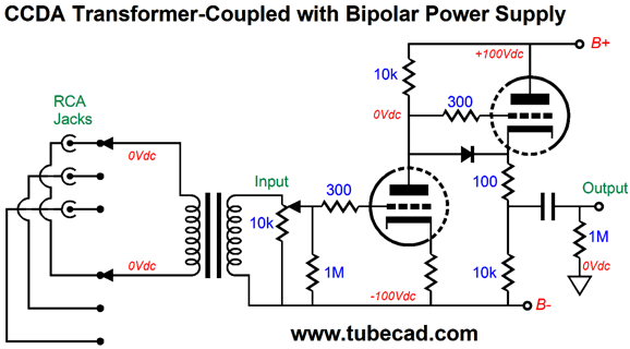 dc power supply not use transformer