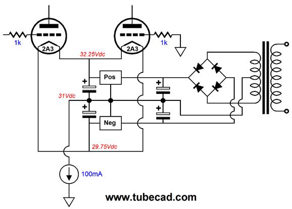 dc coupled audio amplifier