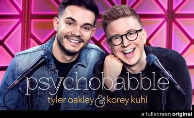 Tyler Oakley, Korey Kuhl Launch Video 'Psychobabble ...