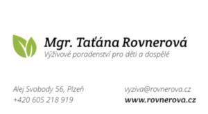 www.rovnerova.cz - výživové poradenství pro děti a dospělé