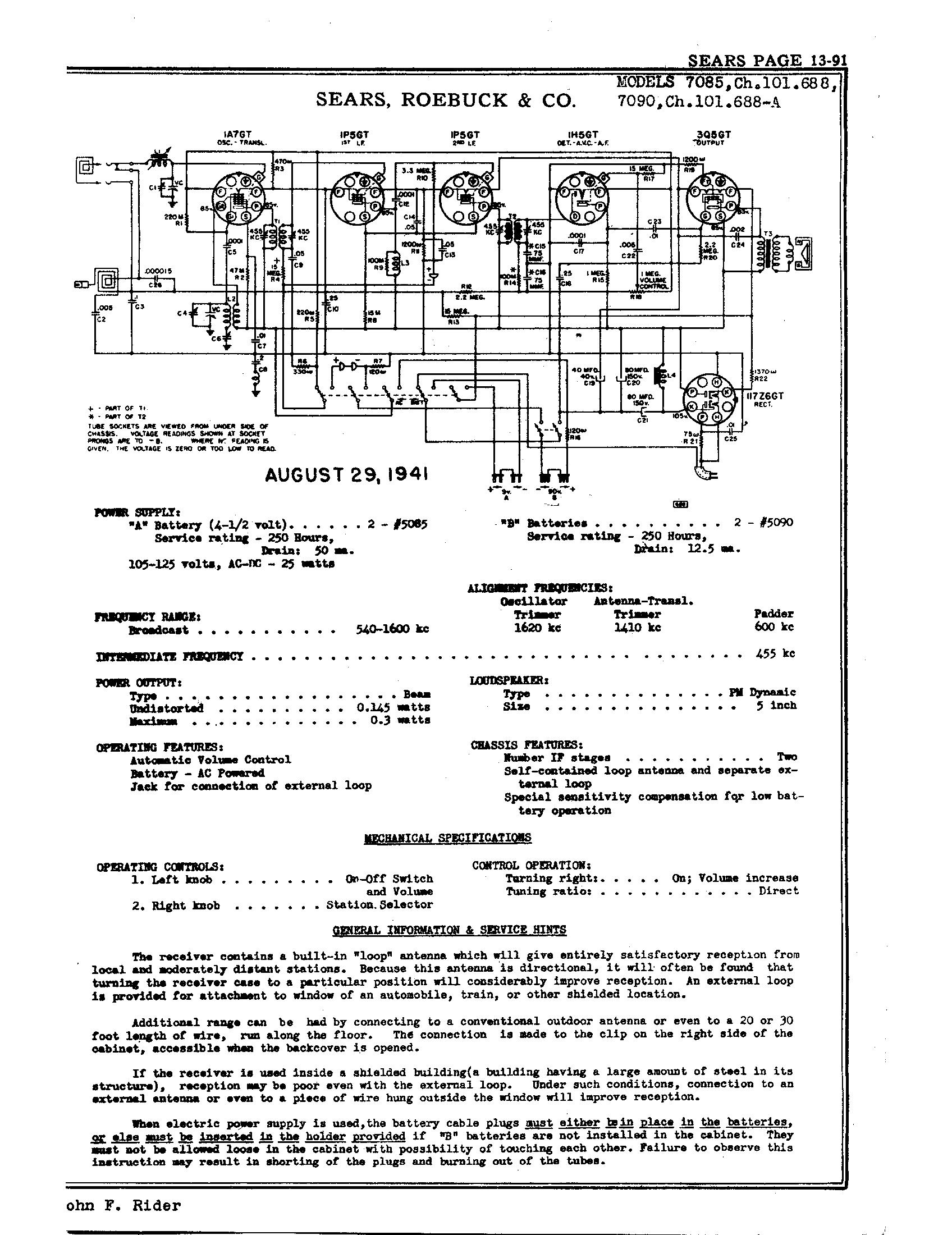 silver tone guitar schematics