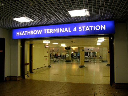 Head Of Heathrow Airport