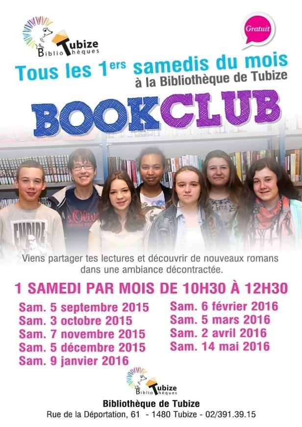 Bookclub 2015 - 2016