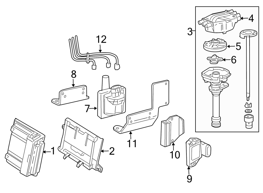 2004 3 8 liter gm engine diagram
