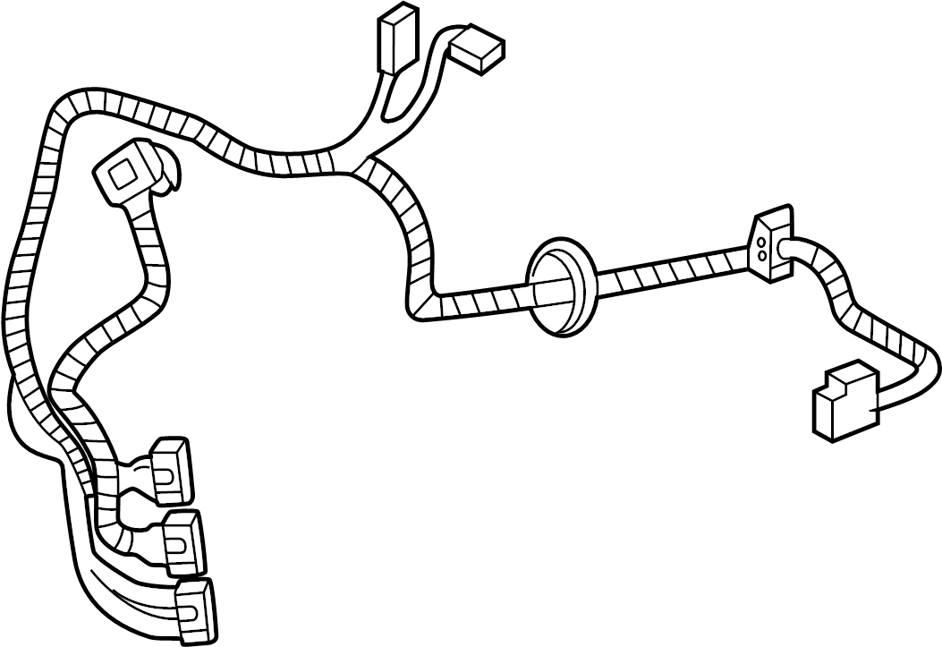 2000 gmc yukon wiring harness
