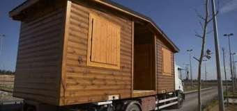 ¿Cómo es el traslado de una casa prefabricada?