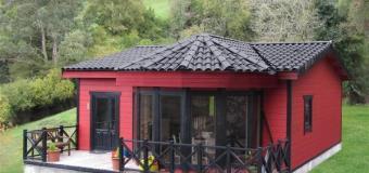 Casas y casetas de madera baratas desde 29.995 €