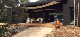 ¿Quieres construir tu propia casa ecológica? En 4 días y con un destornillador