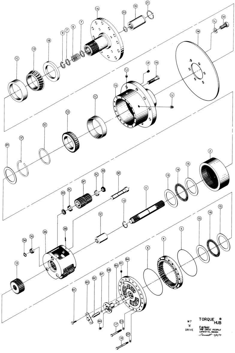 1955 chevy be interiorl fuse box diagram