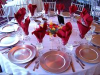 table settings for weddings | Reference For Wedding Decoration