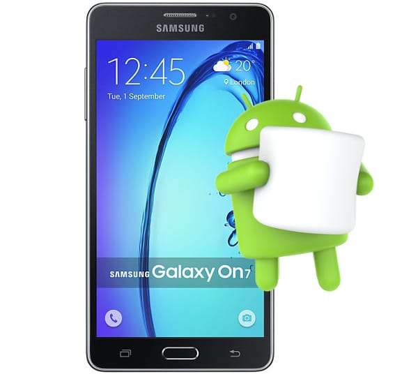 Galaxy On7 Android 6.0