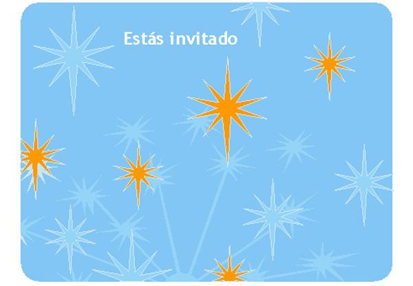 Plantillas de Word - Invitaciones para fiestas