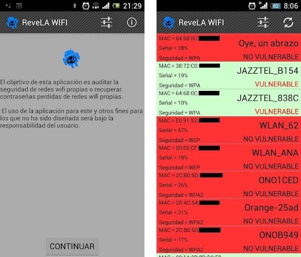 revela wifi