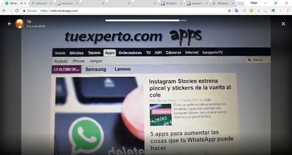 WhatsApp Web comienza a mostrar Estados de WhatsApp