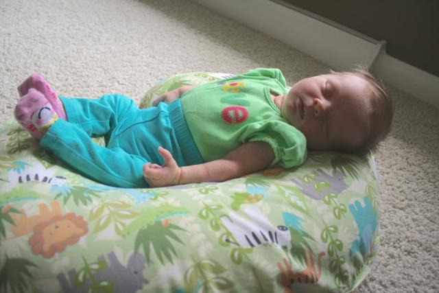 EloiseSleeping