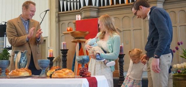 Cormac's Baptism