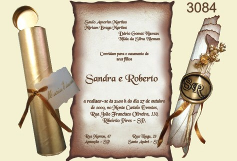 Convites Andrea Ramos 3084