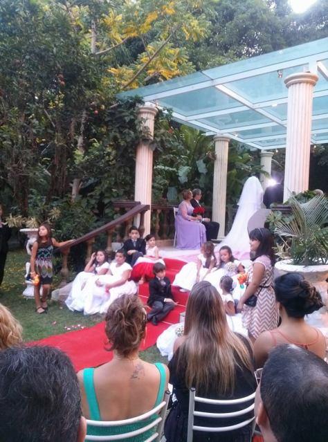 local da cerimônia casamento Bruna e fernando Sollar Macembu 8.6.14