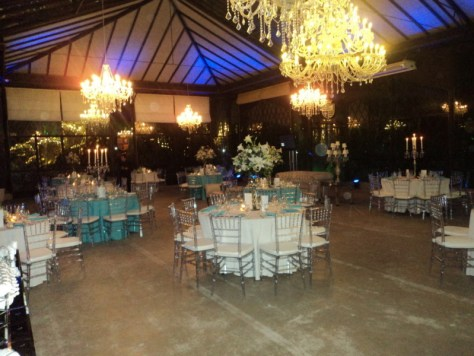foto salão de recepção convidados Castelo de Itaipava, 21.7.14
