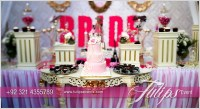 Bridal Shower Theme Party ideas in Pakistan - Tulips Event ...