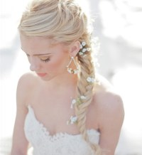 The Different Variations of Side-Swept Hairstyles | Bride ...