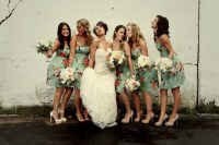 dark purple bridesmaid dresses | Tulle & Chantilly Wedding ...