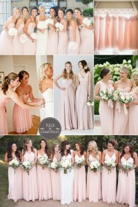 spring bridesmaid dresses 2015 | Tulle & Chantilly Wedding ...