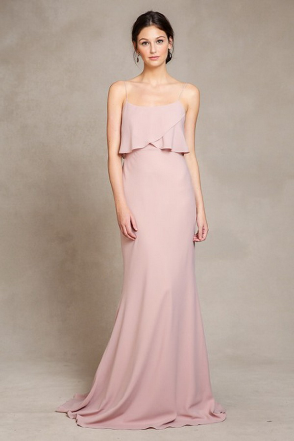 Top 6 Bridesmaid Dress Trends for Fall Wedding 2015