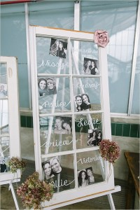 26 Creative DIY Photo Display Wedding Decor Ideas | Tulle ...
