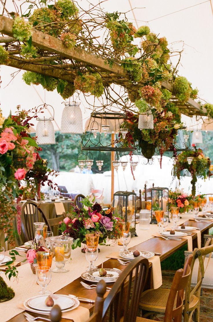 how to decorate your vintage wedding with seemly useless ladders vintage wedding ideas vintage wedding hanging centerpiece ideas with ladders