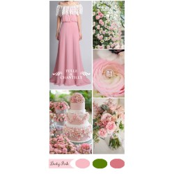 Small Crop Of Rose Coloured Wedding Dresses