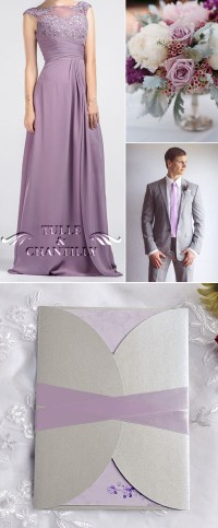 Purple Wedding Color Ideas: Beautiful Bridesmaid Dresses ...