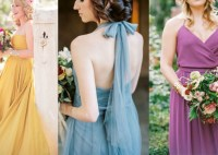 Fall Bridesmaid Dresses Colors | www.imgkid.com - The ...