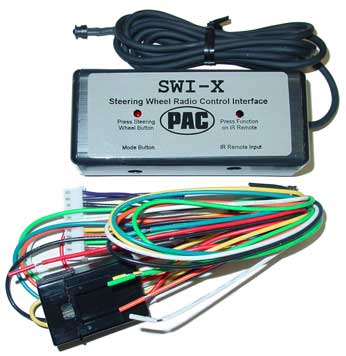 Steering Wheel Controls, Pac Audio, Wire Harness, SWI-X , PAC