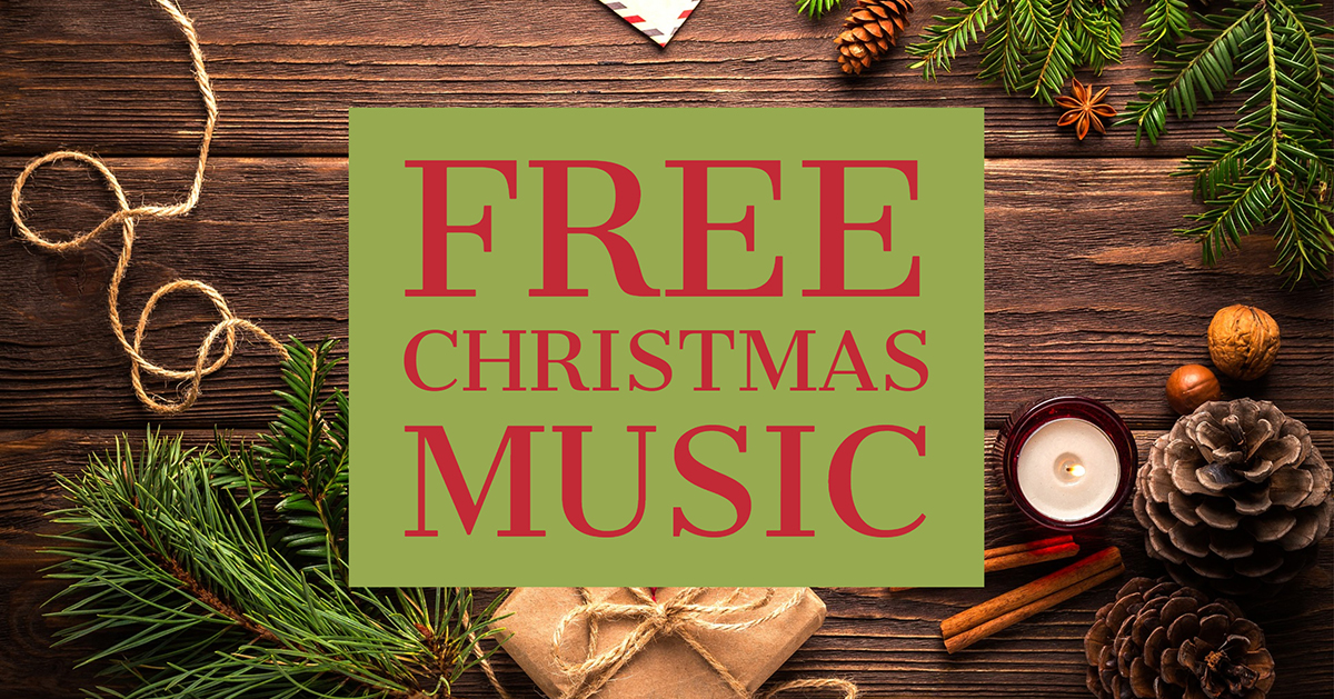 We Wish You A Merry Christmas Free Music Intro Download - TunePocket