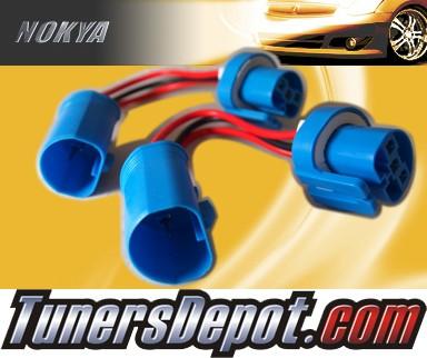 NOKYA® Heavy Duty Headlight Harnesses - 03-12 Nissan Xterra 9007/HB5