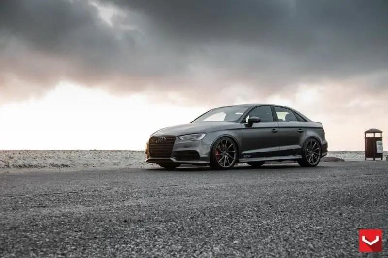 Audi Rs3 Wallpaper Hd Audi S3 Limousine Von Tag Motorsports Mit Vossen Wheels
