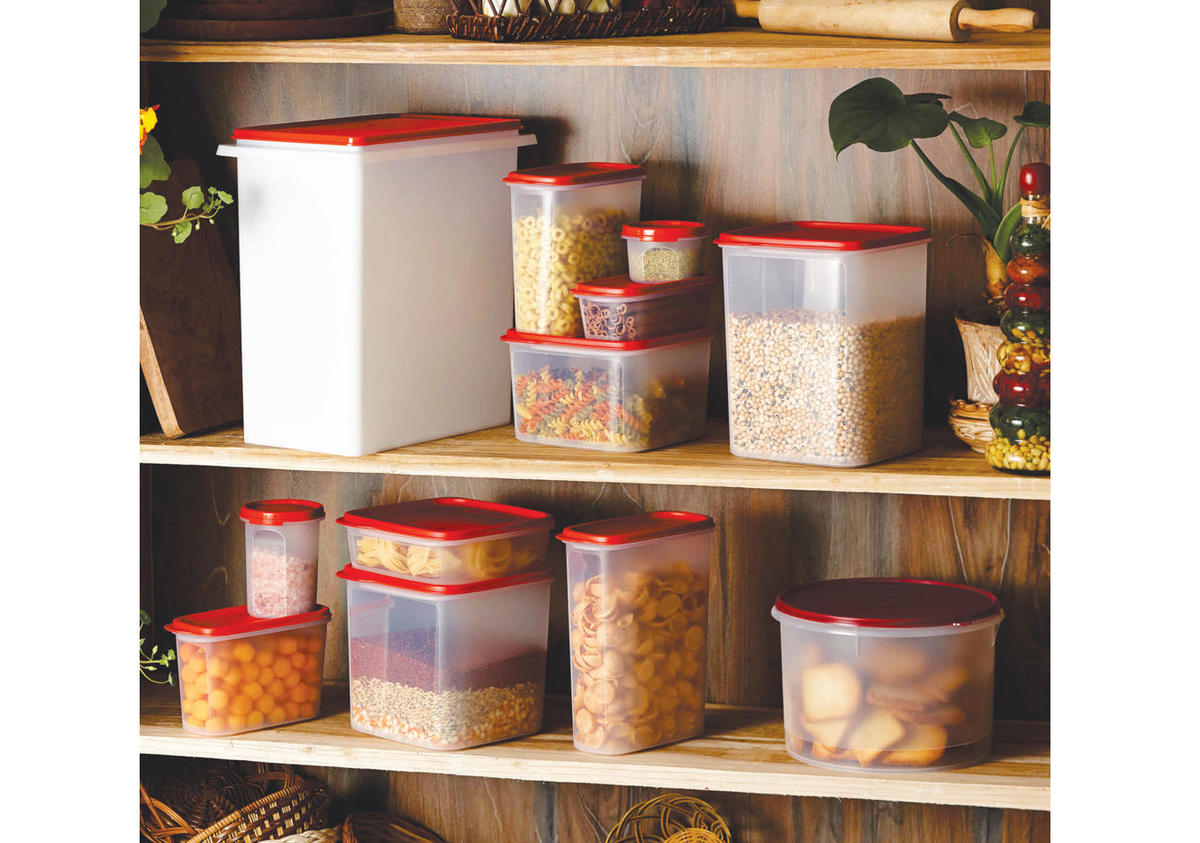 Tupperware Kitchen Storage Products - Listitdallas