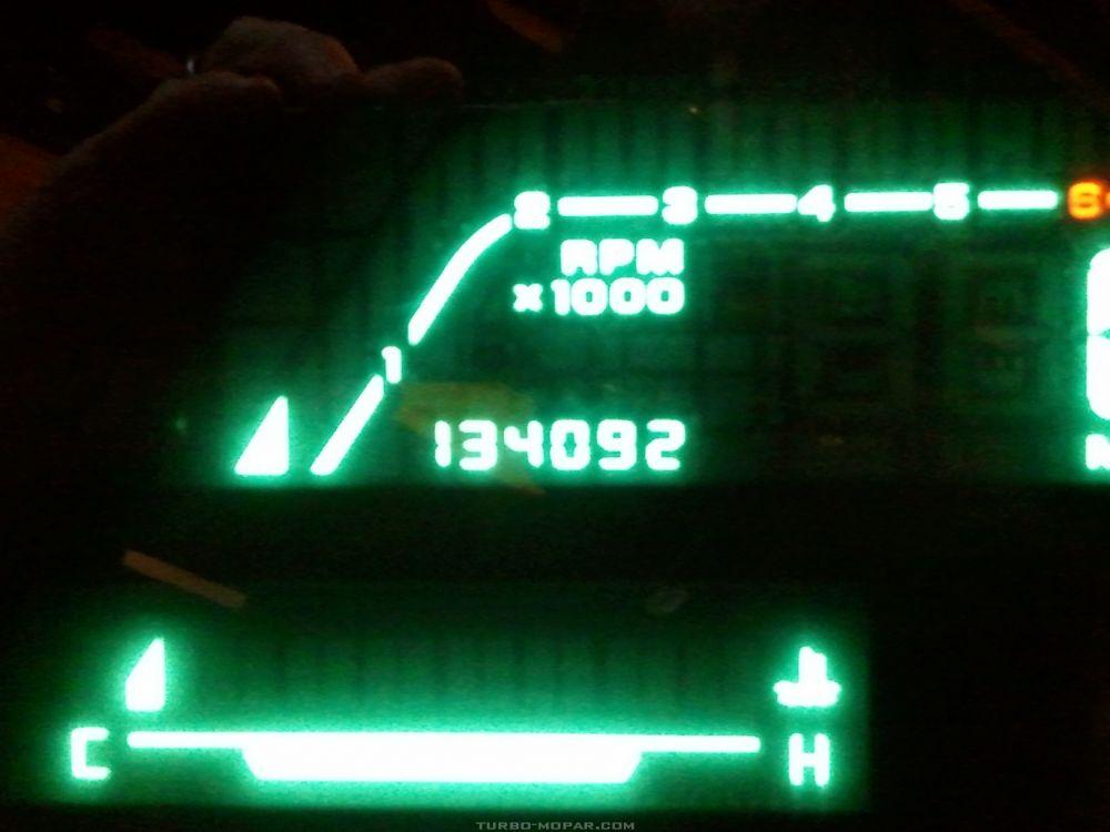 87 Chrysler Lebaron Electronic Cluster Wiring Diagram  Wiring