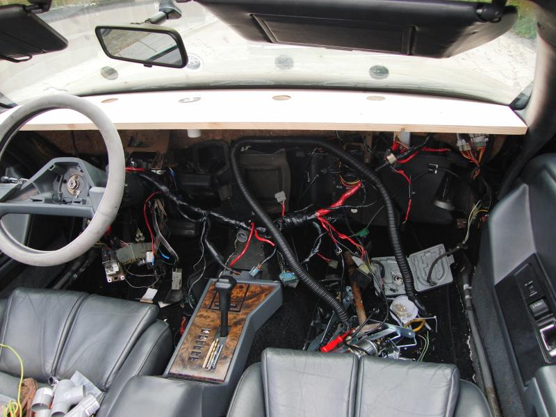 Wiring Diagram Clusters Lebaron 1990 - Turbo Dodge Forums  Turbo