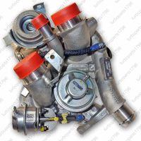 2,2 HDi 9684337780 Turbolader Citroen C5 Break Peugeot 407 ...