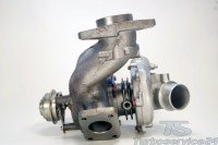 Turbolader Peugeot 807 2.2 HDi 94 KW 128 PS 707240 ...