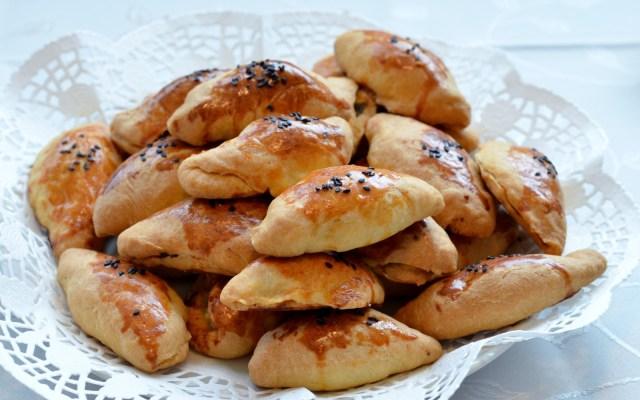 POAÇA, czyli tureckie bułeczki