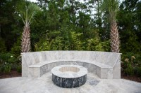 Story Of A Landscape: Pool, Outdoor Kitchen Replace Muddy ...