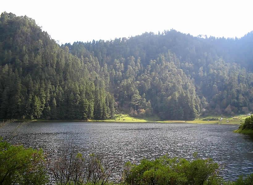 Parque Nacional Lagunas de Zempoala, Estado de México