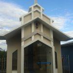 Capitel Nossa Senhora de Caravággio / Bairro triângulo - Foto: Paula Caroline Zan Carrard