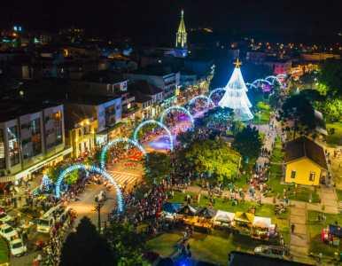 Seguem as atrações do Natal no Caminho das Estrelas 2019