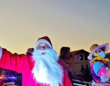 Shows itinerantes marcam o Natal no Caminho das Estrelas 2020